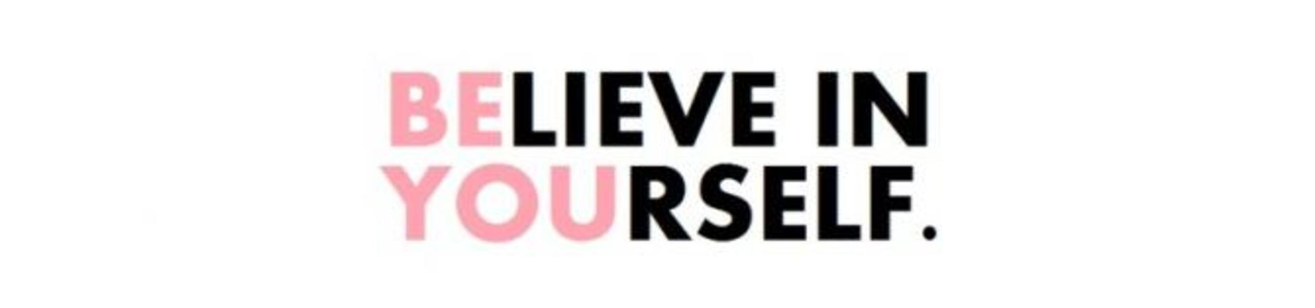 Believe in ur self facebook cover